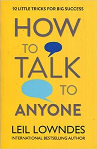 How to Talk to Anyone 92 LITTLE TRICKS FOR BIG SUCCESS-Buchempfehlung